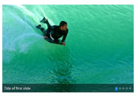 Easy jQuery Responsive Slideshow Plugin - Billboard