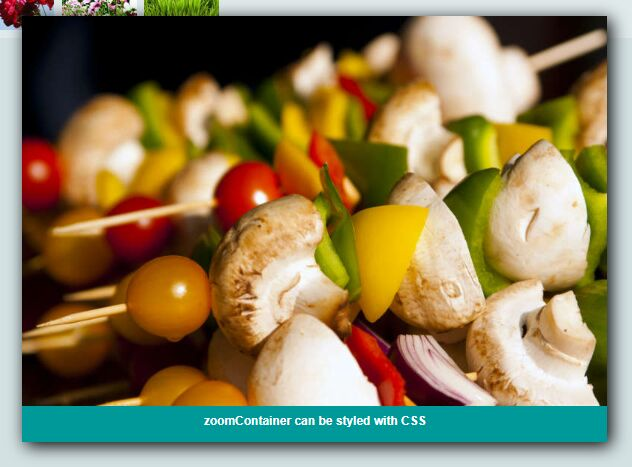 Enlarge Gallery Images On Hover - jQuery hoverZoom