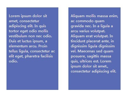 Equal Height Columns Using jQuery Sameheight Responsive Plugin