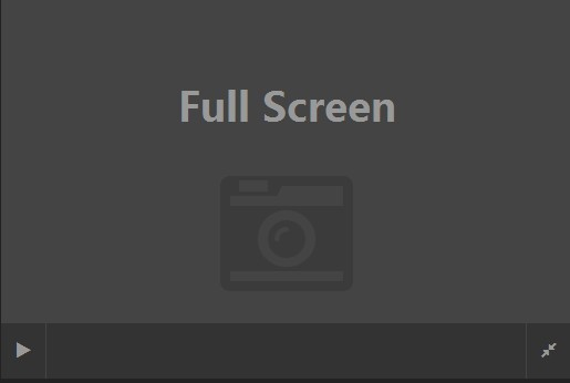 Expand Html Element To Full Screen Using jQuery