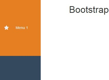 Expanding Sidebar Navigation with jQuery and Bootstrap 3