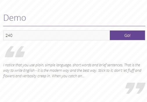 A Touch-Optimized Web Framework