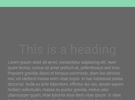 Fade In/Out Content On Scroll - jQuery fade-scroll.js