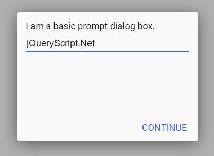 Feature-rich jQuery Dialog Popup Plugin - addDialog