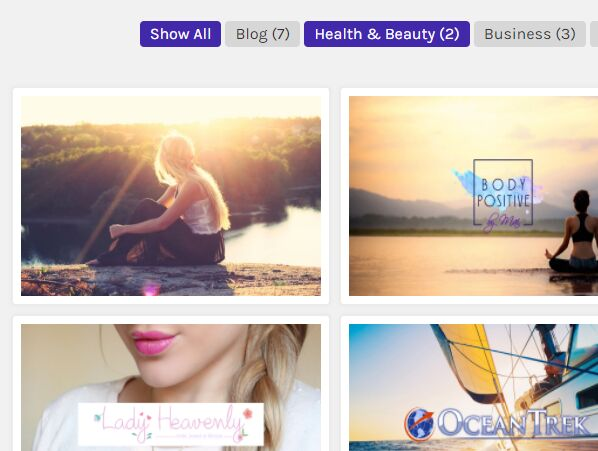 Filter Photo Gallery By Tags - jQuery filter-tags.js