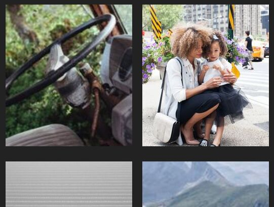 Fit Images Within Their Parent Container - sameSize.js