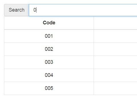Flexible Generic Filtering & Sorting Plugin For jQuery - JFilter.js