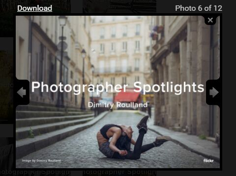 Easy Flickr Photo Gallery Plugin With jQuery - FWI