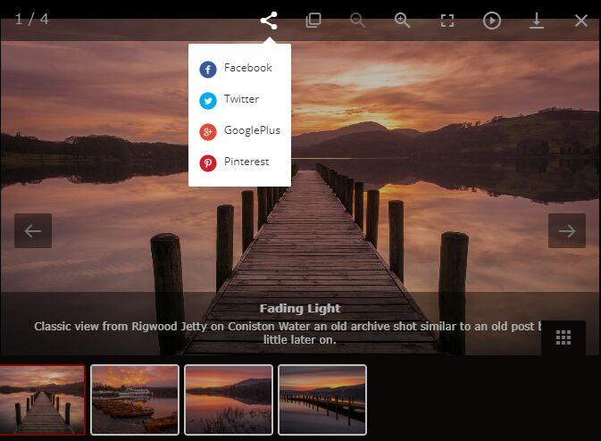 Full-featured Image Viewer/Gallery Plugin With jQuery