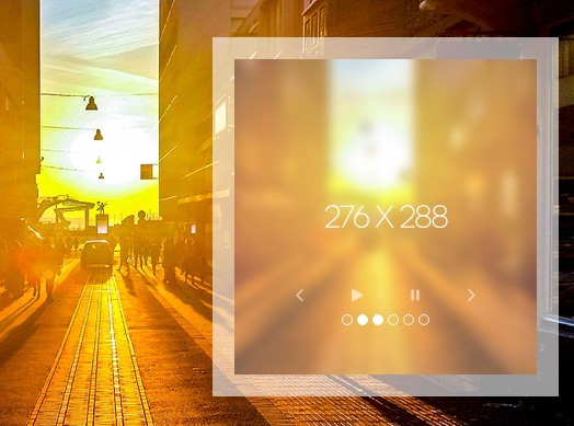 Full Width Parallax Carousel Plugin with jQuery - PIGNOSE LayerSlider