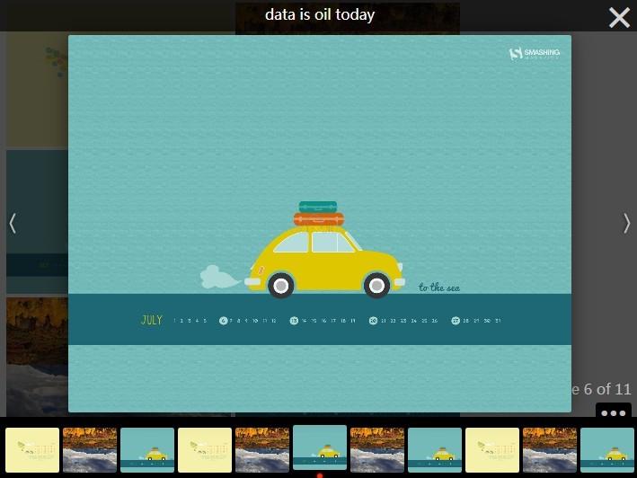 Fullpage Responsive jQuery Gallery Lightbox Plugin - sumogallery