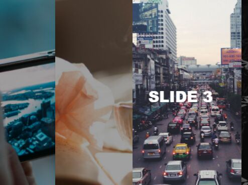 Fullscreen Expanding Accordion / Slider With jQuery And CSS3