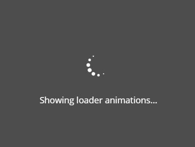 Fullscreen Loading Modal / Indicator Plugin For jQuery - loadingModal