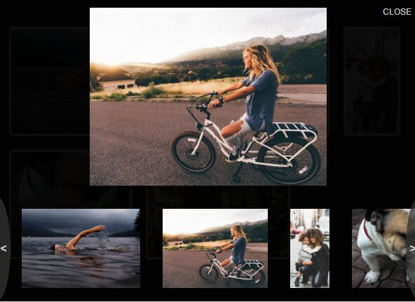 Fullscreen Responsive Photo Gallery Plugin - Gallerybox