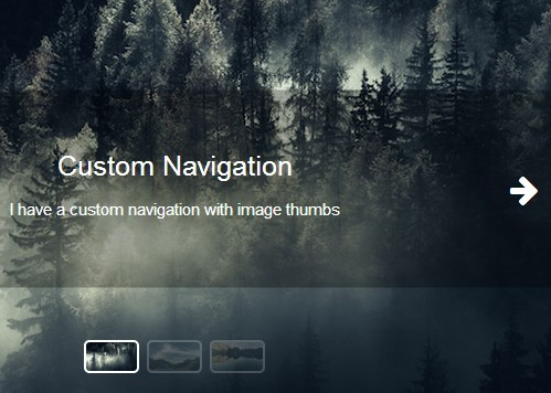 Fully Responsive & Customizable jQuery Slider Plugin - Slidizle