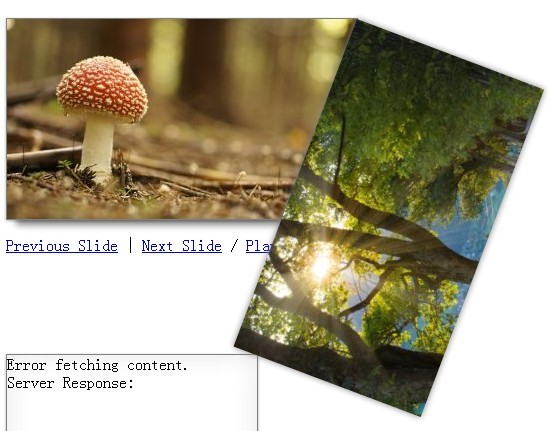 Funny jQuery Card Deck Slideshow Plugin