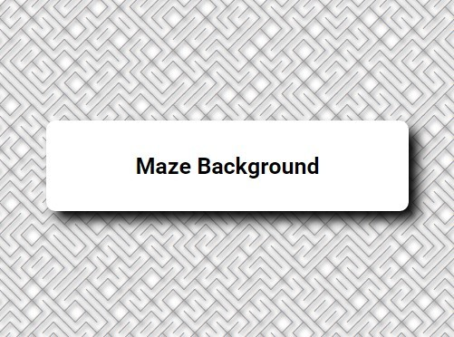 Generating A Random Maze Background with jQuery