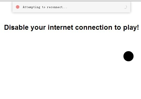 Gmail Like Internet Connectivity Alert - Offline.js