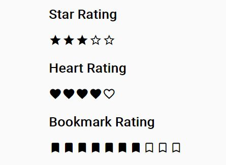 Google Material Rating Plugin With jQuery - star.rating.js