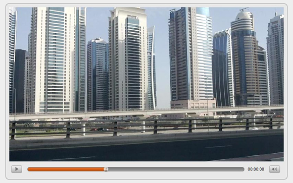HTML5 Video Player Plugin With Jquery
