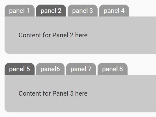 Handy Animated Tab Plugins With jQuery - tabs.js