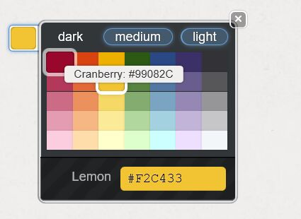 Handy CSS3 Animated Color Picker Plugin For jQuery - ColorPicker2