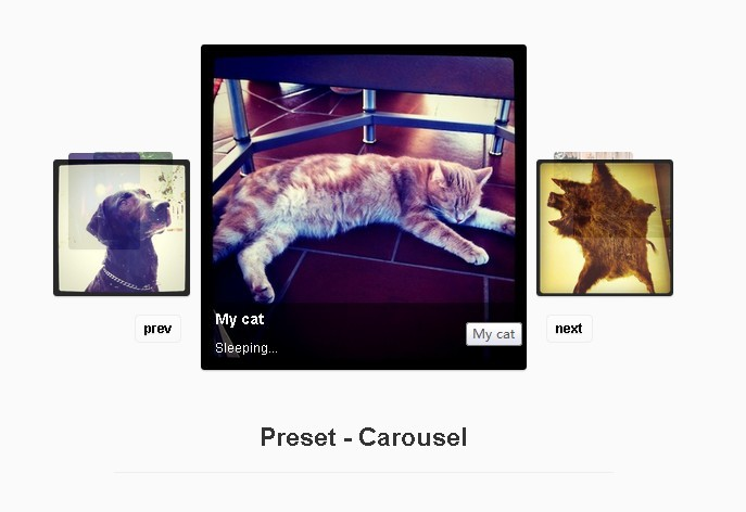 Highly Customizable Carousel For jQuery - rondell | Free