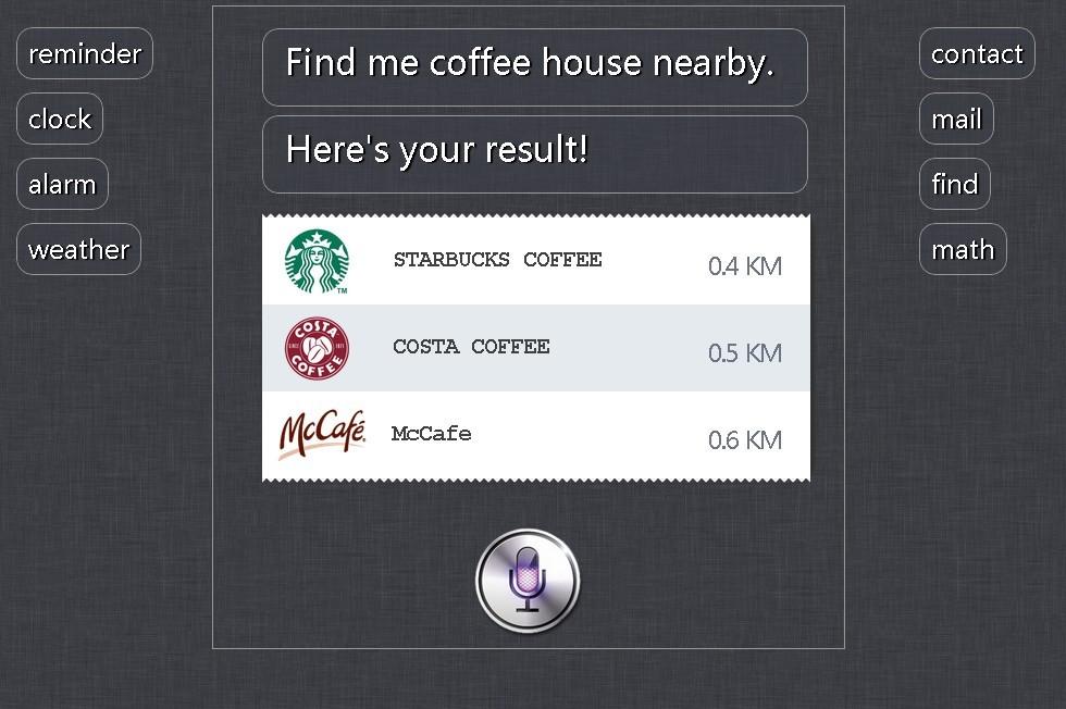 Imitate iPhone Siri Plugin