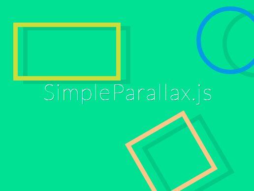 Lightweight Interactive Parallax Effect - SimpleParallax.js