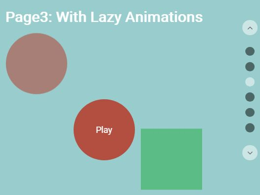 Lightweight Fullscreen Scroll Animation Plugin With jQuery - slidePage