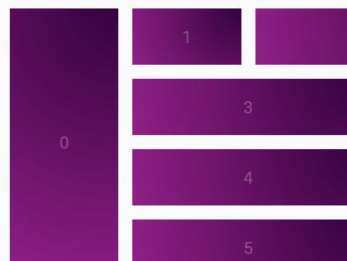 Lightweight Masonry-like Grid Plugin For jQuery - grid.js