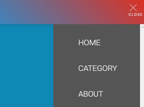 Lightweight Responsive Site Navigation System With jQuery