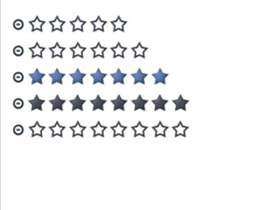 Lightweight jQuery Plugin For Star Rating Widget - Star Rating