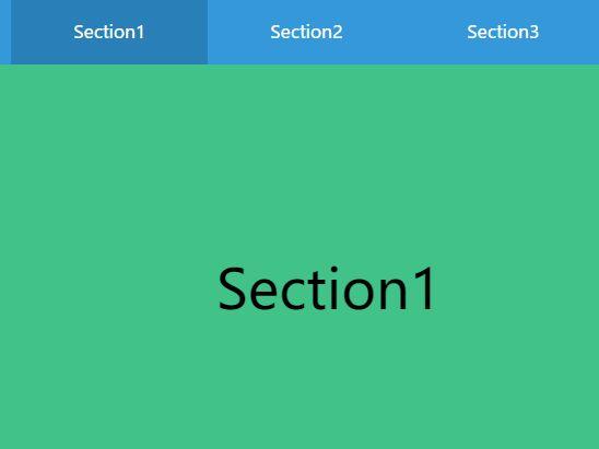 Lightweight jQuery Sticky Navigation With Scrollspy - Stickymenu.js
