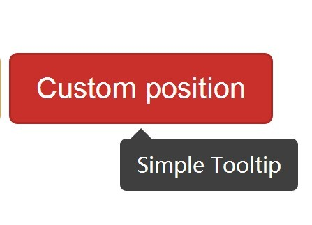 Lightweight jQuery Tooltip Enhancement Plugin - tipsy.js