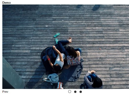 Lightweight Image Carousel/Slideshow Plugin For jQuery - vSlideshow