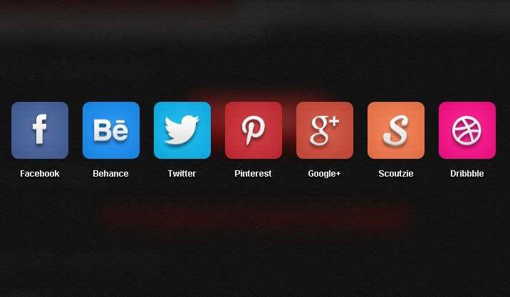 List Social Accounts And Share Any Page - social