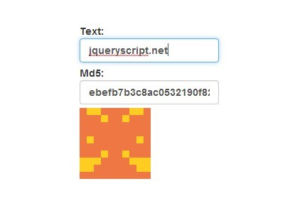 MD5 Avatar Generator with jQuery and Canvas - ninjatar