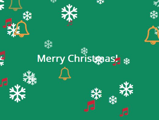 Merry Christmas Snow Falling Effect With jQuery - snow.js