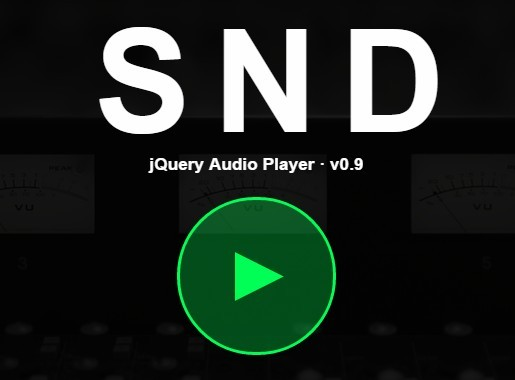 Html5 Jquery Audio Player Pro Nulled