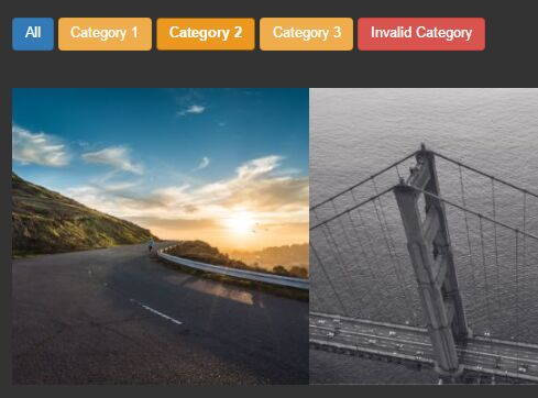 Filter Photo Gallery By Tags - jQuery filter-tags js | Free jQuery