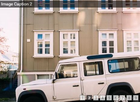 Minimal Image Slideshow Plugin For jQuery
