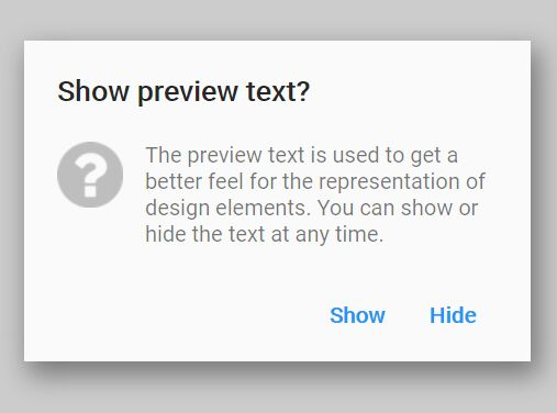 Minimal Material Style Dialog Box Plugin For jQuery - msgBox.js