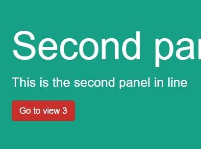 Minimal Panel Slider Widget For jQuery UI - panelSlider