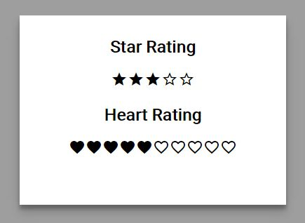 Minimal Rating Plugin With jQuery And Material Icons - star.rating.js