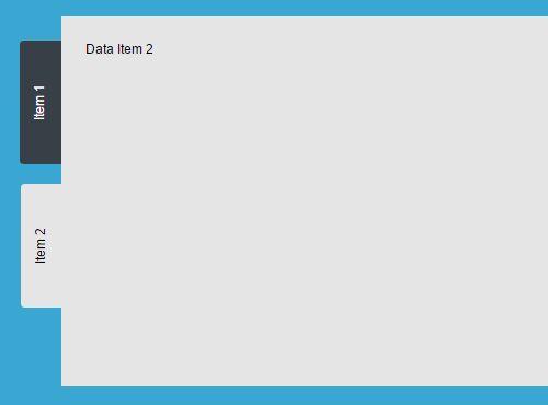 Minimal Tabbed Drawer Navigation Plugin With jQuery - SideNavi.js