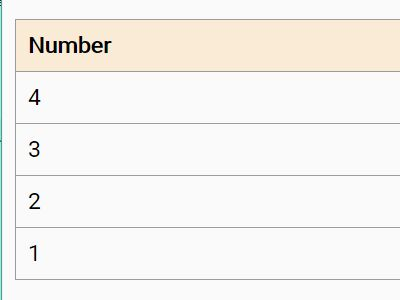 Minimal Table Data Sorting Plugin For jQuery - SortTable