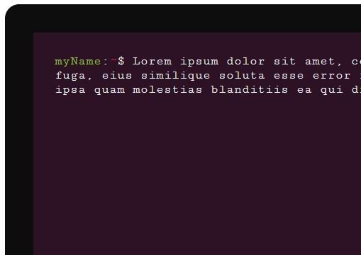 Minimal jQuery Animated Text Typing Effect - Best Typewriter