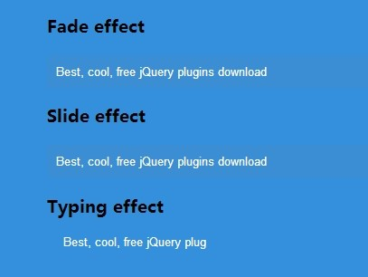 Minimal jQuery News Ticker Plugin - inewsticker