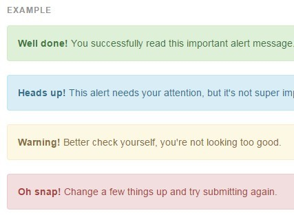 Minimal jQuery Plugin For Handling Bootstrap Alerts - BS3 Alerts
